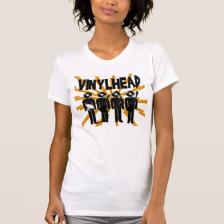 Camiseta T de VinylHead 4 galões