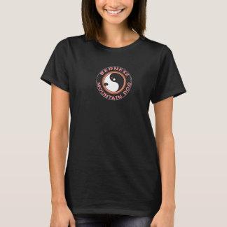 Camiseta T de YinYang do cão de montanha de Bernese