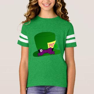 Camiseta T desportivo do Fashionista do dia de St Patrick