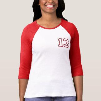 Camiseta T do ANIVERSÁRIO do time do colégio CUSTOMIZÁVEL