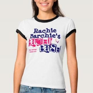 Camiseta T do Bachi de Rachel