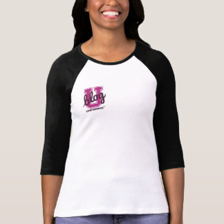 Camiseta T do basebol de BlogU