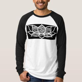 Camiseta T do basebol de Vibez do narcótico
