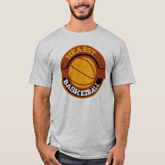 Camiseta T do basquetebol de Hearst