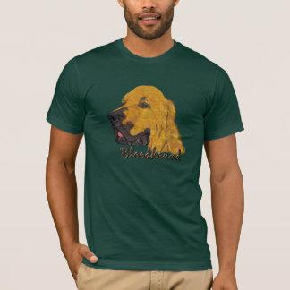 Camiseta T do Bloodhound