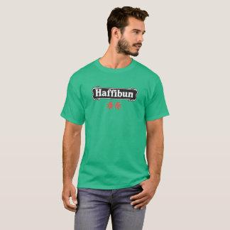 Camiseta T do bolo de Haffi