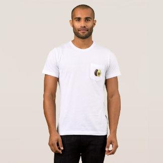 Camiseta T do bolso de Tina