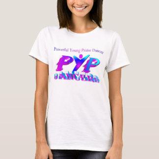 Camiseta T do branco do pyp