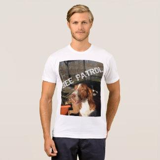 Camiseta T do cão