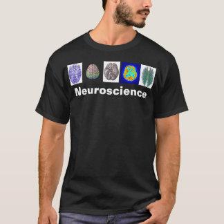 Camiseta T do cérebro da neurociência
