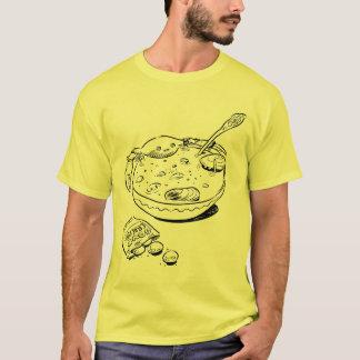 Camiseta T do Chowder do marisco