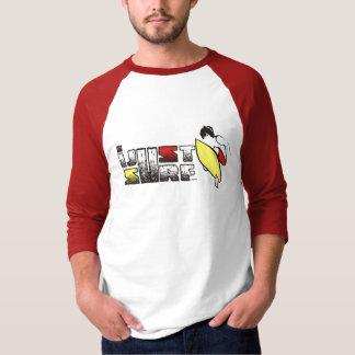 Camiseta T do clássico do iJustSurf