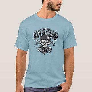 Camiseta T do clube do JoyRider - design neutro da cor