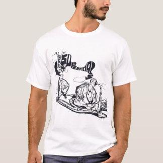 Camiseta T do dançarino de barriga de Superficials