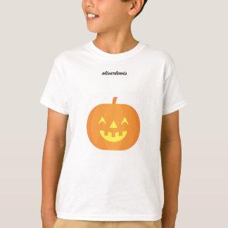 Camiseta T do DIA DAS BRUXAS do estilo de vida de OL.