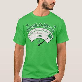 Camiseta T do dia de St Patrick do irlandês do