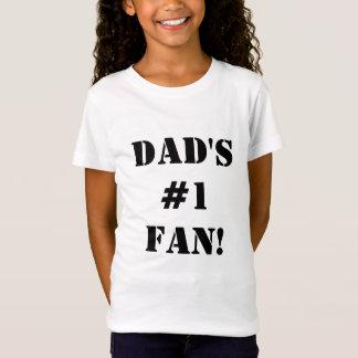 Camiseta T do dia dos pais