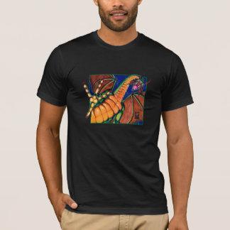 Camiseta T do dragão de Shivan
