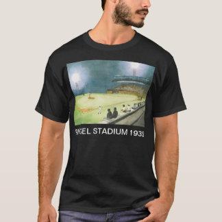 Camiseta T do ESTÁDIO de RIEGEL