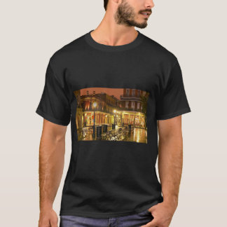 Camiseta T do gráfico de Nova Orleães