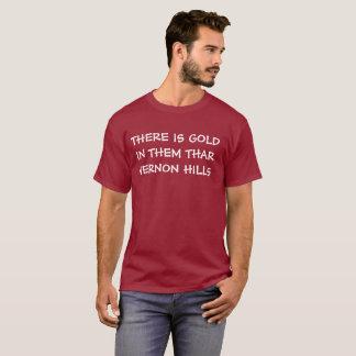 Camiseta T do humor de Vernon Hills