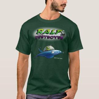Camiseta T do Hyper-escuteiro dos homens