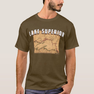 Camiseta T do Lago Superior