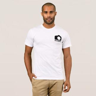 Camiseta T do logotipo de DesignofAJ