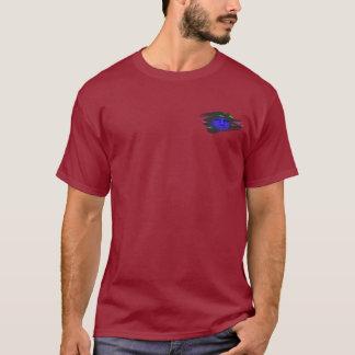 Camiseta T do logotipo de PBA