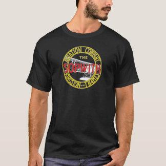Camiseta T do logotipo de Sopwith Aviação Empresa