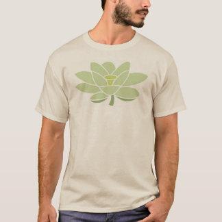 Camiseta T do logotipo de Utopiac