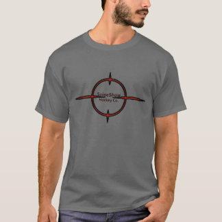 Camiseta T do logotipo do Crosshair