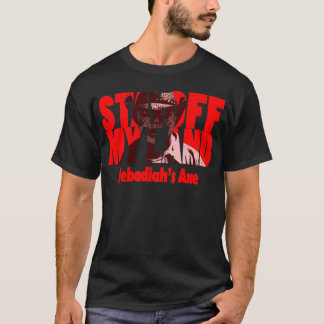 Camiseta T do machado de Jebadiah