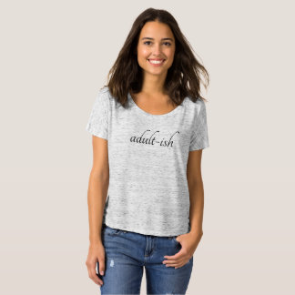 Camiseta T do namorado do Adulto-ish