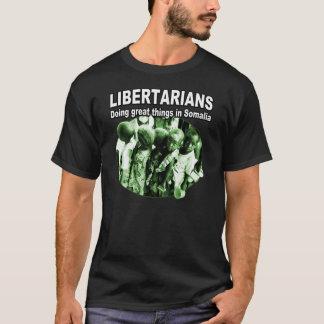Camiseta T do Oaf do libertário