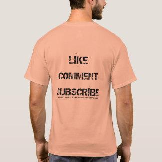 Camiseta T do oficial de Luke