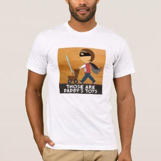 Camiseta T do oficial de TADT