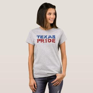 Camiseta T do ORGULHO de TEXAS