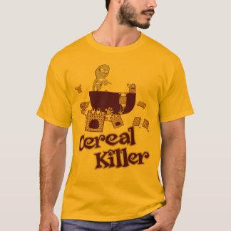 Camiseta T do ouro do adulto do assassino $24,95 do cereal