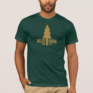 Camiseta T do parque da neve de Meersbrook