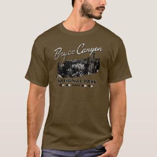 Camiseta T do parque nacional da garganta de Bryce
