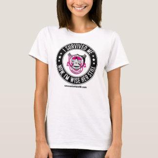 Camiseta T do pescoço de grupo das mulheres de WHS