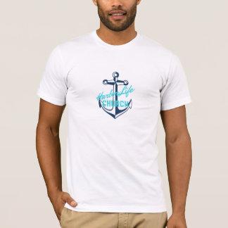 Camiseta T do prêmio da vida do porto
