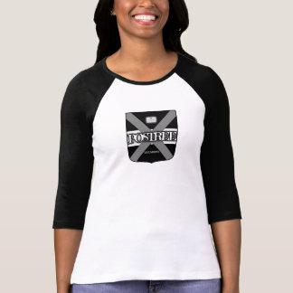 Camiseta T do protetor da poesia