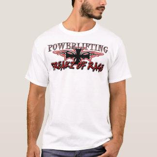 Camiseta T do punho