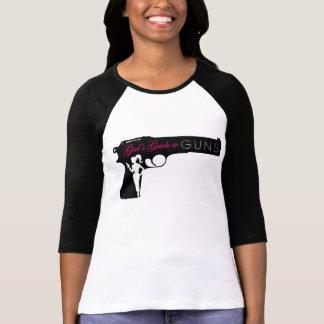 Camiseta T do Raglan de GG2G