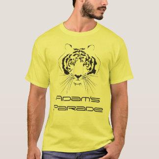 Camiseta T do tigre