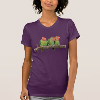 Camiseta T do trio do Tweet