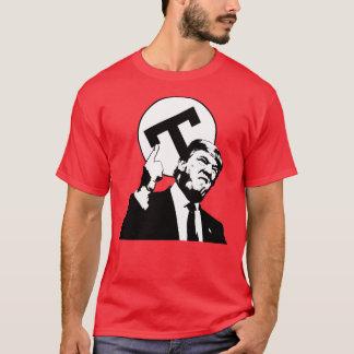 Camiseta T do trunfo do cabelo