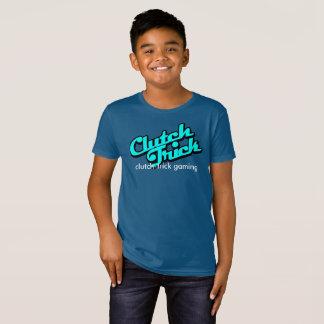 Camiseta T do truque da embreagem da juventude